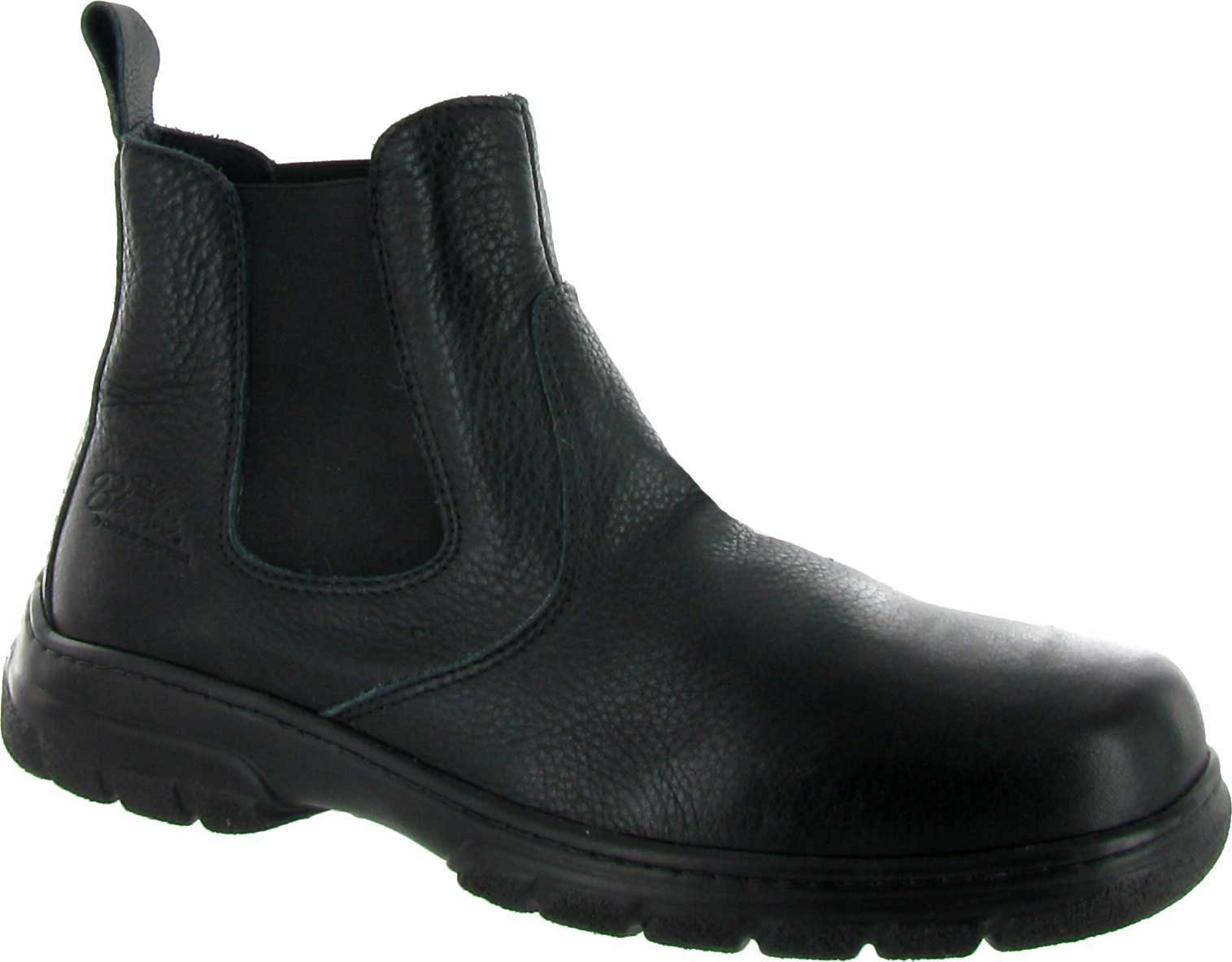 Men's Paul Brodie Double Gore Boot - Black