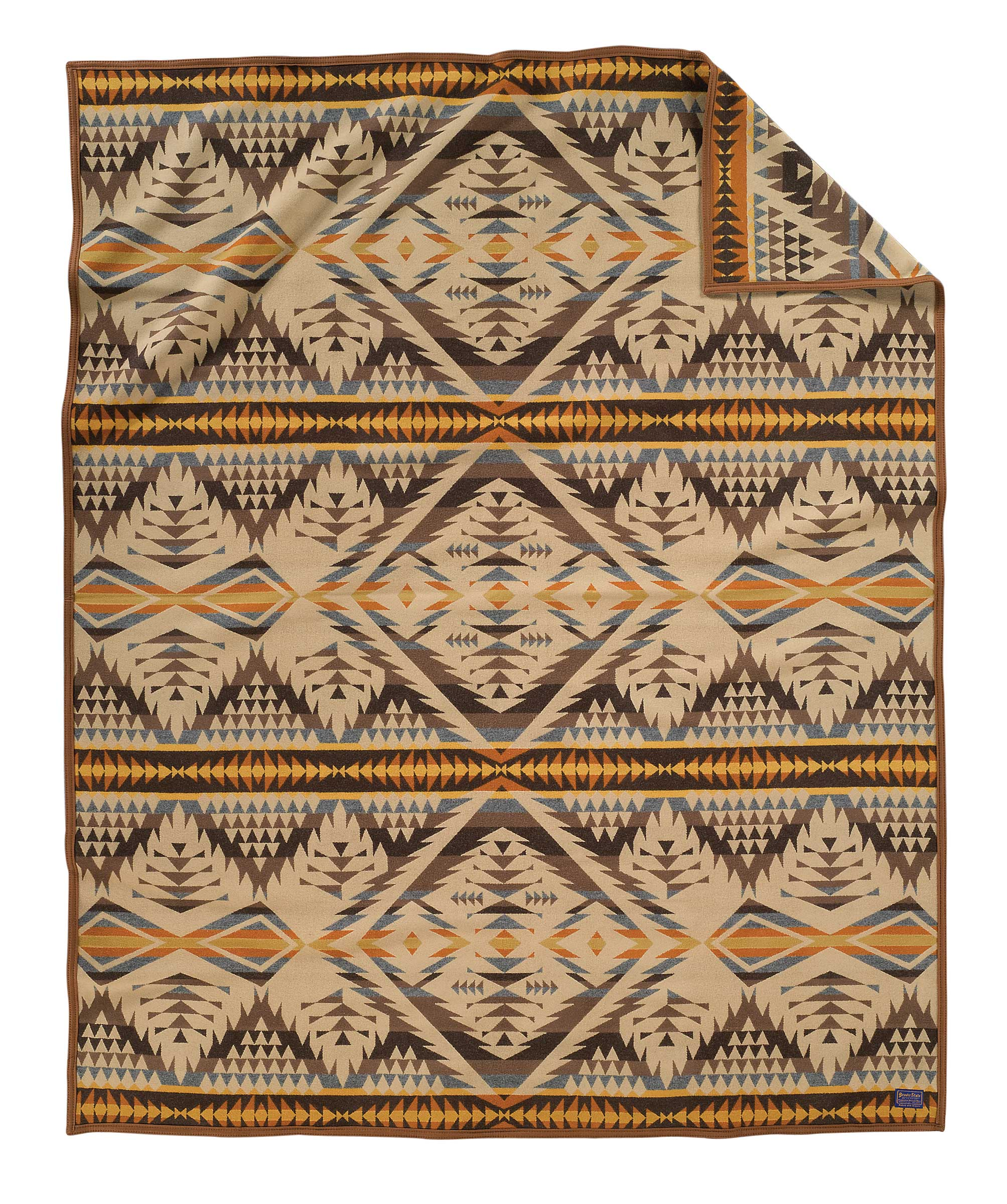 Diamond Desert Blanket