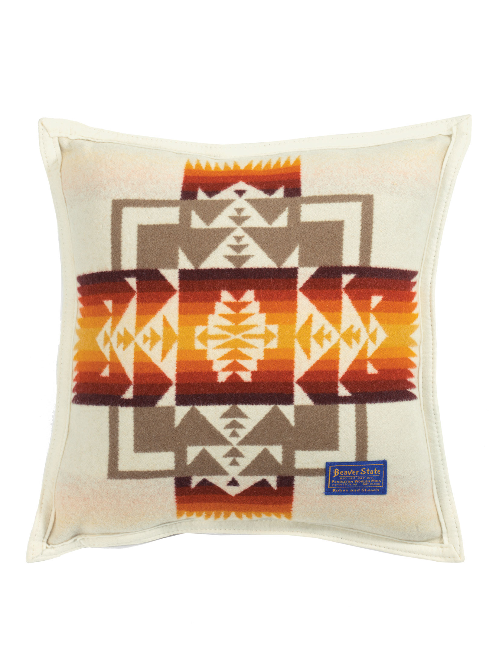 Chief Joseph Pillow - Ivory