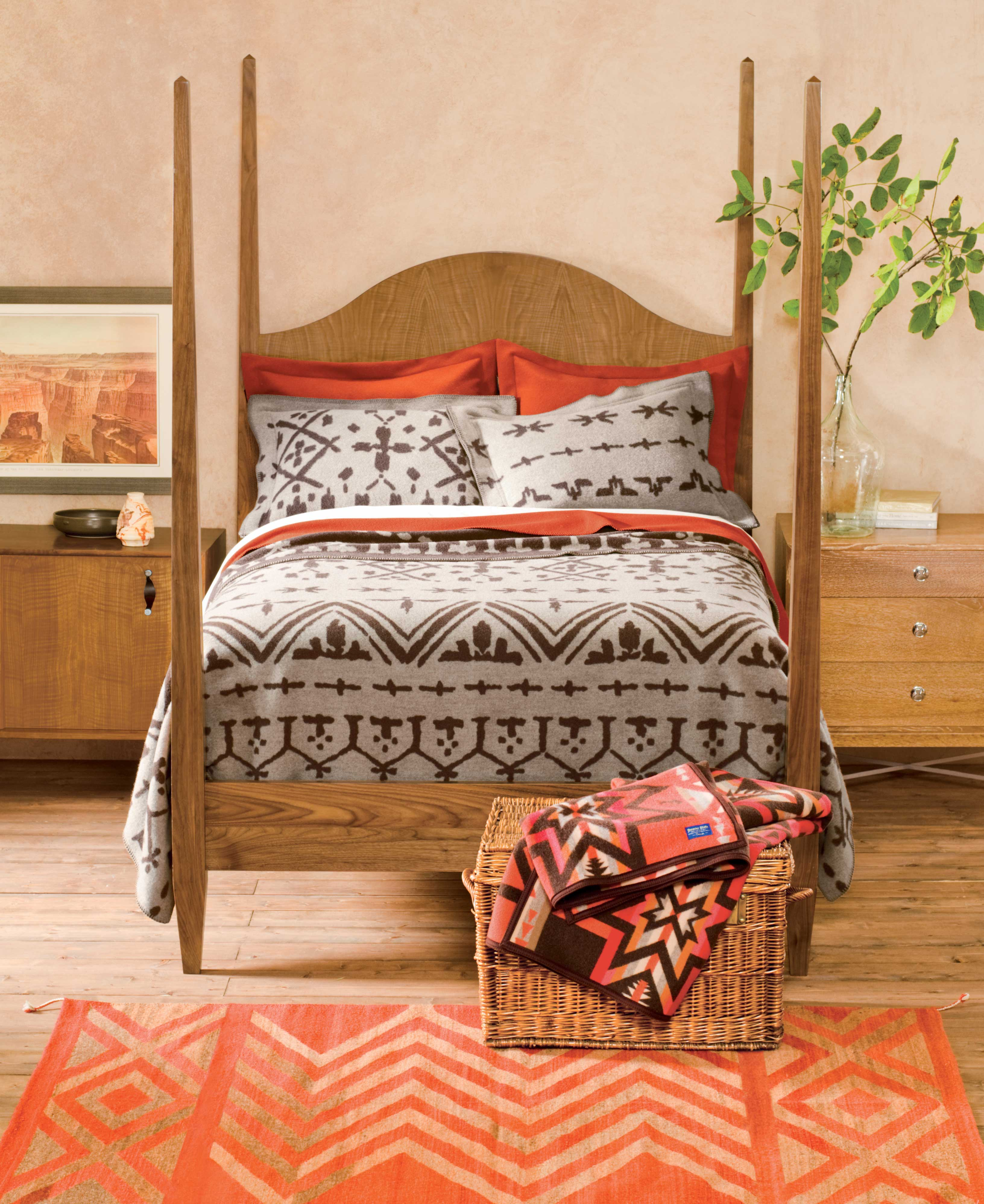 Great Plains Queen Blanket